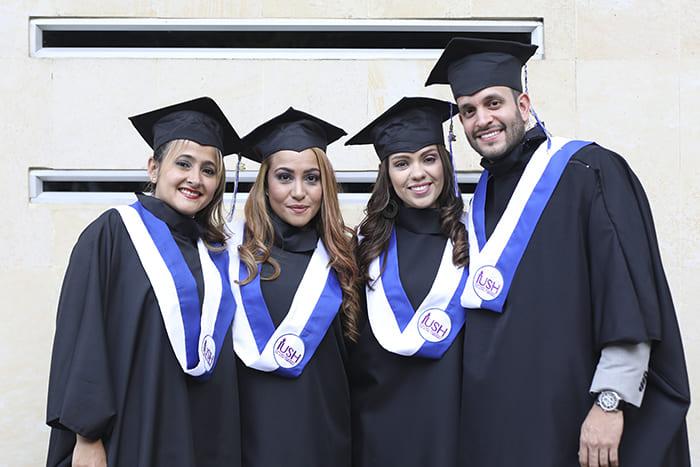 Ceremonia de Graduación – Agosto 2019IUSH