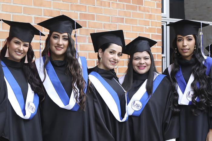 Ceremonia de Graduación – Mayo 2019IUSH