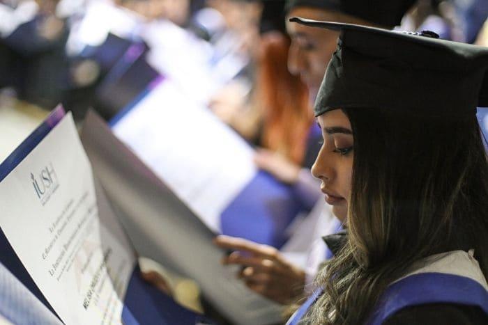 Ceremonia de Graduación - Agosto 2020IUSH