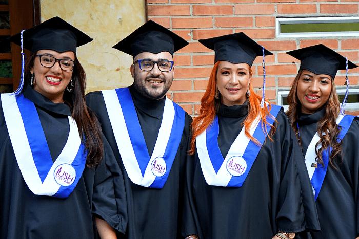 Ceremonia de Graduación - Noviembre 2020IUSH