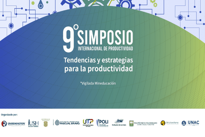 9° Simposio Internacional de ProductividadIUSH