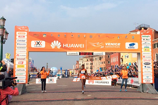 El error que influyó en el resultado de la Maratón de Venecia IUSH