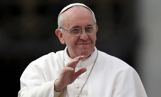 Papa Francisco en ColombiaIUSH